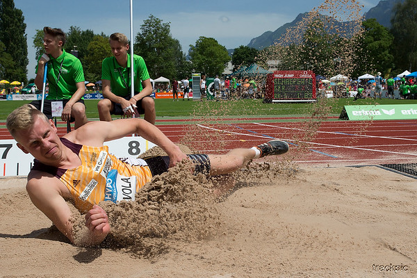 Hypomeeting Götzis 2018 Decathlon Long Jump
