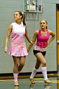 BLHS Dazzlers - Legally Blonde - 2012