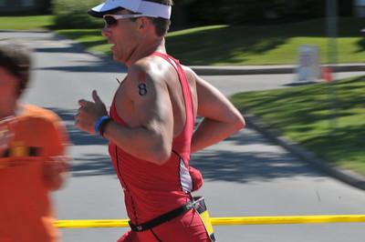 2012 - June- IronMan 703 - Mt-Tremblant - Running