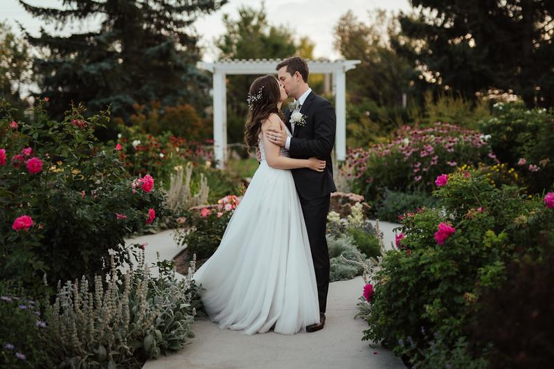 Kristin + Dylan - Sept 2018