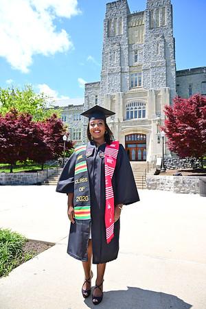 Paige's Graduation Pictures
