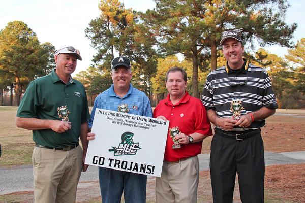 HW 2013 –Alumni Golf Tournament