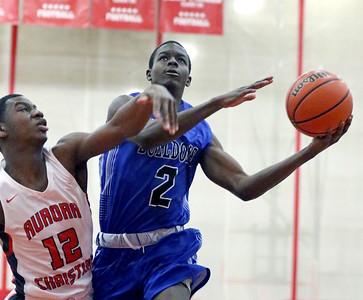 Riverside-Brookfield boys basketball vs. Aurora Christian