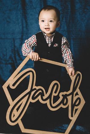 Jacob 1st Bday Party