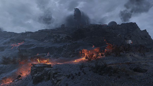 Fallout 76 Mining