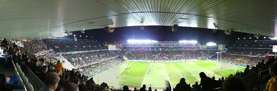 View at Rugby World Cup Semi-Finals