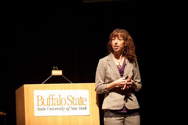 9/27/12 NYS Teacher of the Year Katie Ferguson