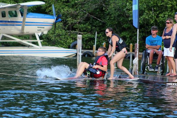 2017-07-19 EAS Water Skiing