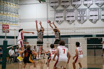 2021-04-08 PHS vs Torrey Pines Varsity Volleyball