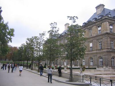 Paris France (Semi Final Weekend) - October 2007