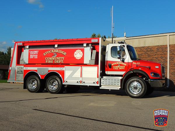Stockbridge Community Fire Department