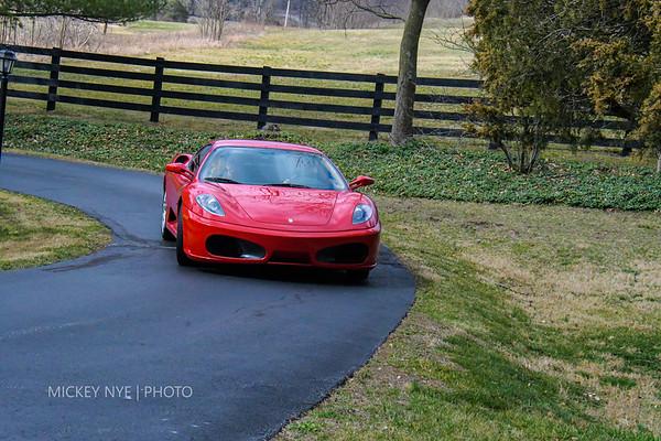 03-10-20 Ferrari F430 Trade-In on a Corvette C8