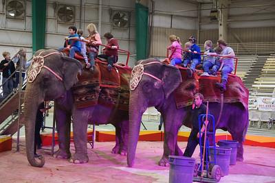 Shrine Circus February 2017