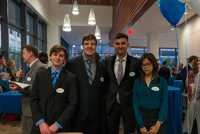 Tau Beta Pi Dinner Reception, October 2018