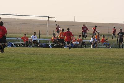 NCHS (JV) vs. Springfield - 09/20/2007