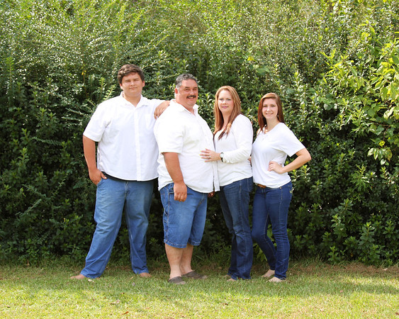 Billie's Family Portraits 10-14-12