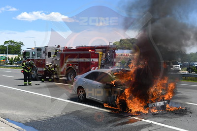 North Amityville Fire Co. Signal 14  Sunrise Hwy. and Bayview Ave. 6/23/21