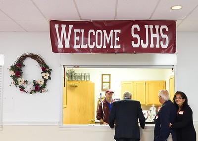 SJHS class '66-'72 50 year reunion, July 21, 2018