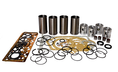 MASSEY FERGUSON 4 CYLINDER ENGINE OVERHAUL KIT