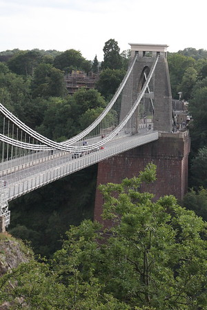 Clifton Suspension Bridge - 18 July 2015