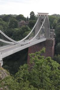 Clifton Suspension Bridge - 18 July 2015