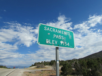 NV- Sacramento Pass