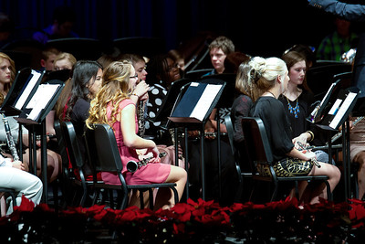 Spring Hill HS Band Christmas Concert 2013