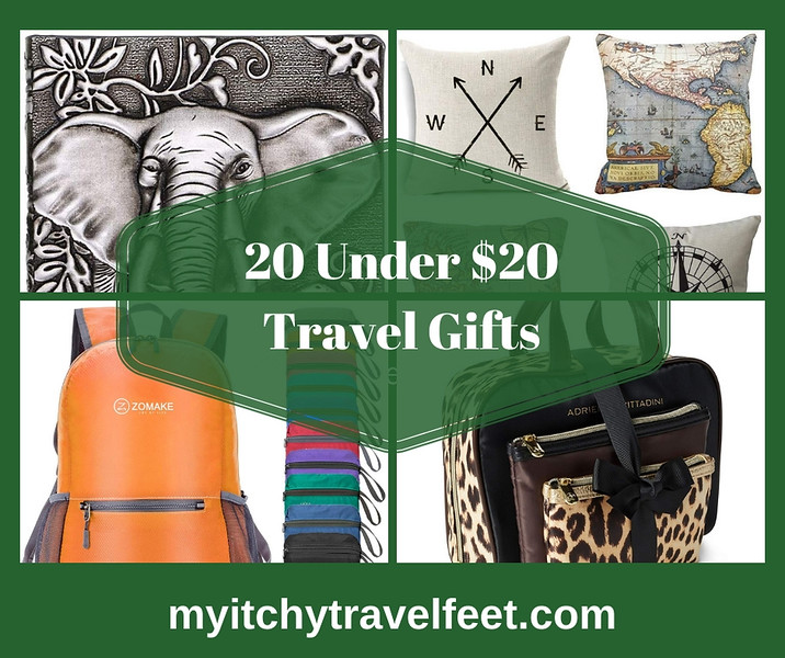 20 under $20 travel gifts