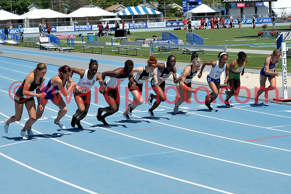 2012 College and Pros -Drake Relays