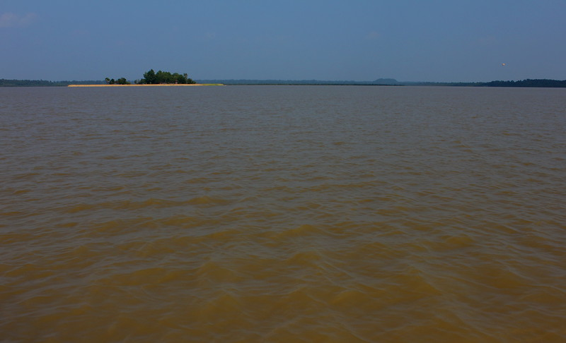 West Maebon as we approach it on the West Baray