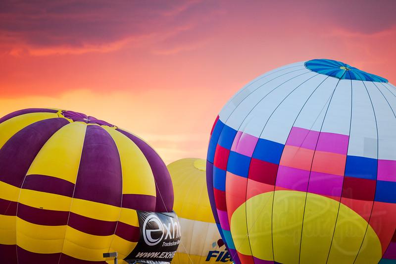 2014 Albuquerque International Balloon Fiesta (Festival)