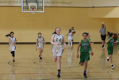 5th Grade Basketball vs. MCDS | April 9, 2019