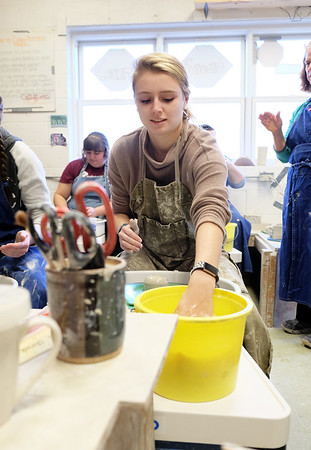 Ceramics, Art, Epidemiology 1-29-18