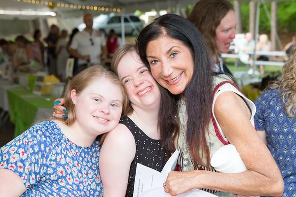 2017 DSAGR Kickin' Back for Down Syndrome