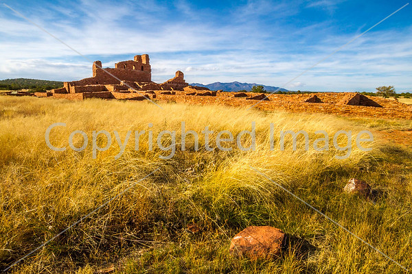 New Mexico - Abo unit of Salinas Pueblo Missions National Monument