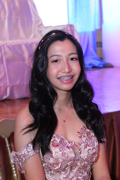 Loren Joy  Vasquez Eighteen