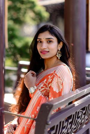 Portrait - Sneha