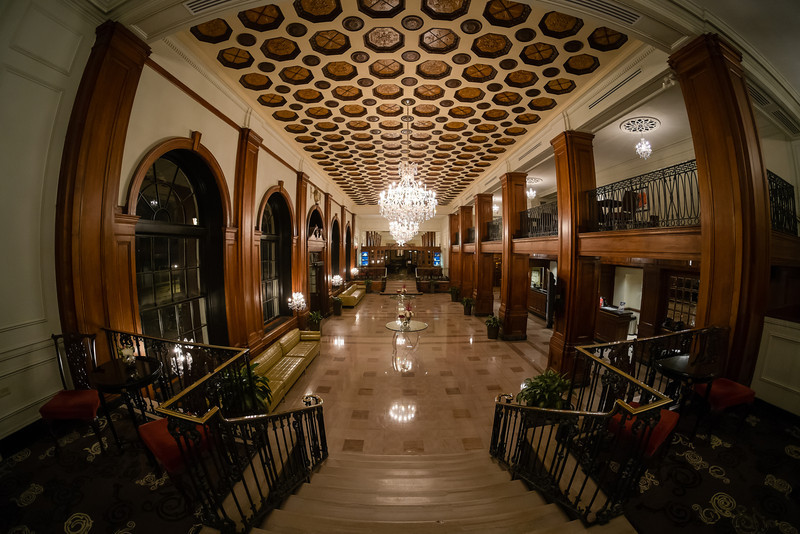 Lord Nelson's lobby