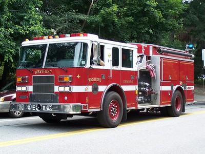 Westford, MA Muster & Parade 7/19/2008