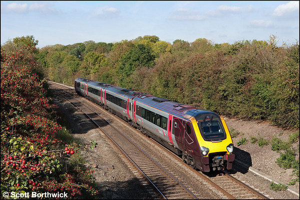 Class 220 (Voyager): CrossCountry