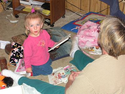 2006 - 04  - Grandkids