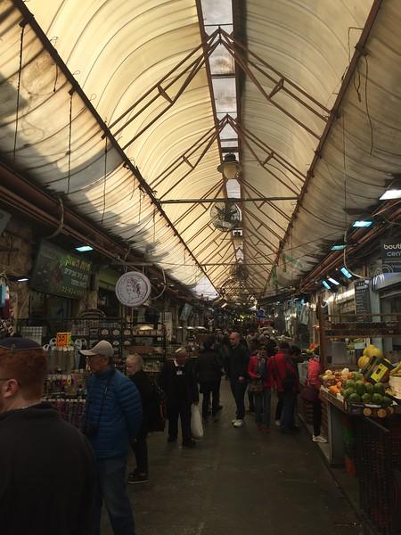 Exploring the local market - Bridget St. Clair