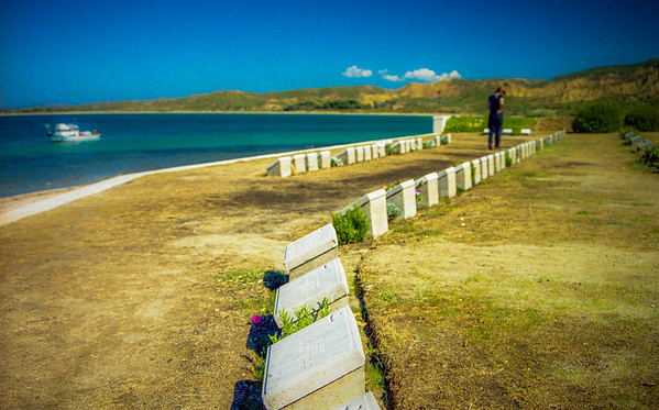 Turkey : Gallipoli