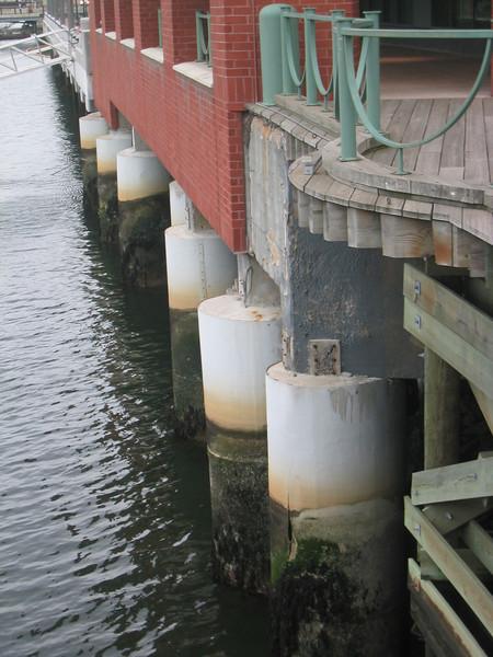 Pillars. Boston