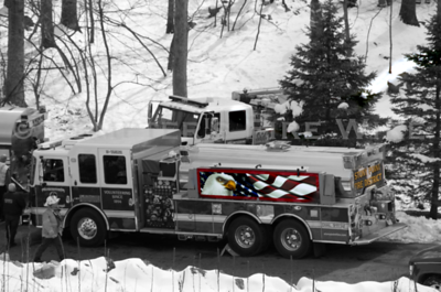 Structure Fire, 2 Soluri Lane, Rockland County | 3/8/19