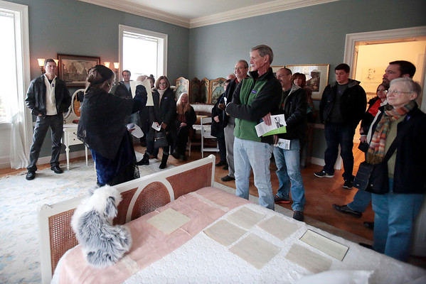 Backstairs Tour at The Mount-113013
