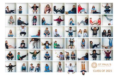 8th Grade Box Portraits