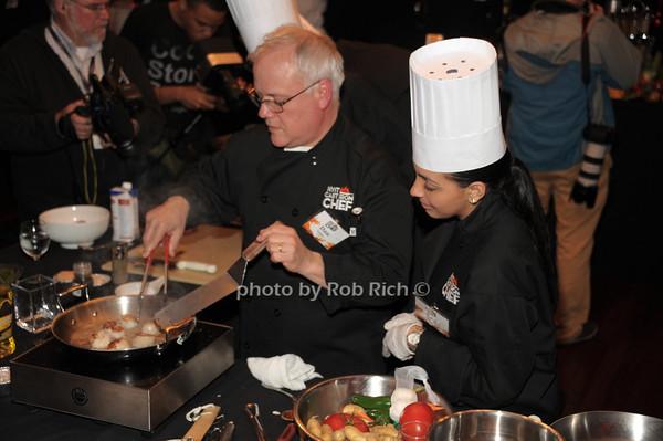 Dan Quigley, Ana Garcia photo by Rob Rich/SocietyAllure.com © 2014 robwayne1@aol.com 516-676-3939