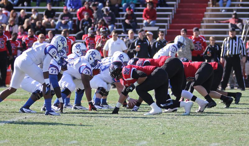 GWU's Defensive Line
