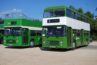 Bristol - Brislington Bus Rally 2011